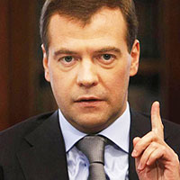 Медведев призвал не переживать в случае провала переговоров по ВТО