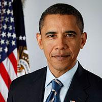 Поздравления от Обамы