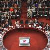 Заседание ЦИК по Всенародному Референдуму по вопросу ВТО