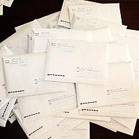 Первые 50 писем депутатам госдумы